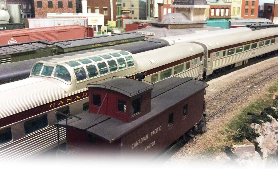 MODEL RAILROAD CLUB OF TORONTO